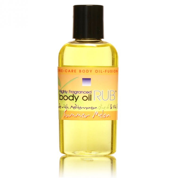 body oil RUB 2oz<br>Summer Melon