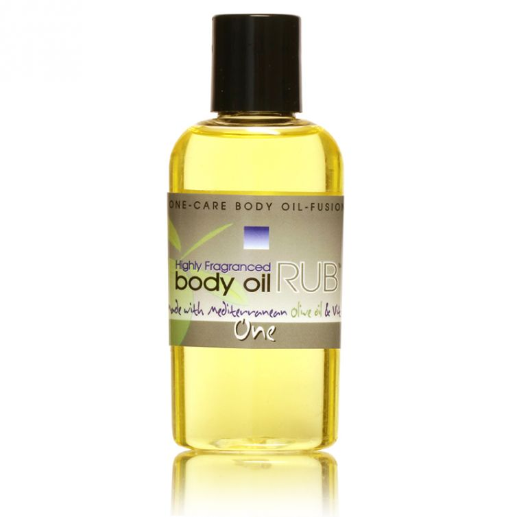 body oil RUB 2oz<br>One
