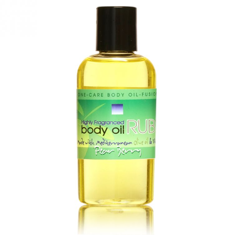 body oil RUB 2oz<br>Pear Berry