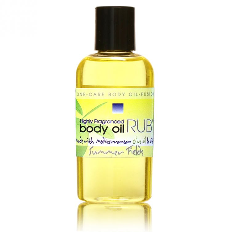 body oil RUB 2oz<br>Summer Fields