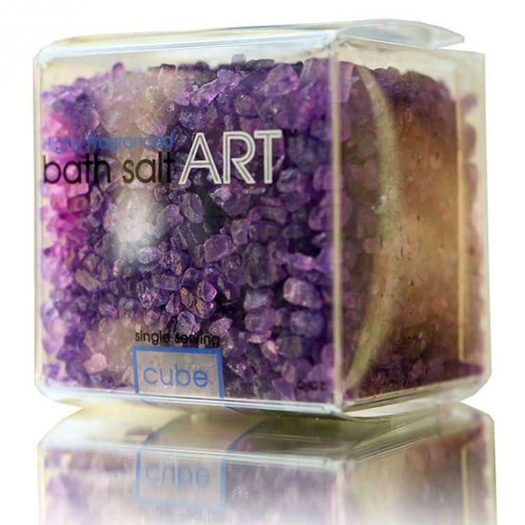 bath salt ART<br>Cube (Single)