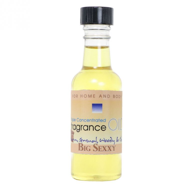 fragrance OIL 50ml<br>Big Sexxy