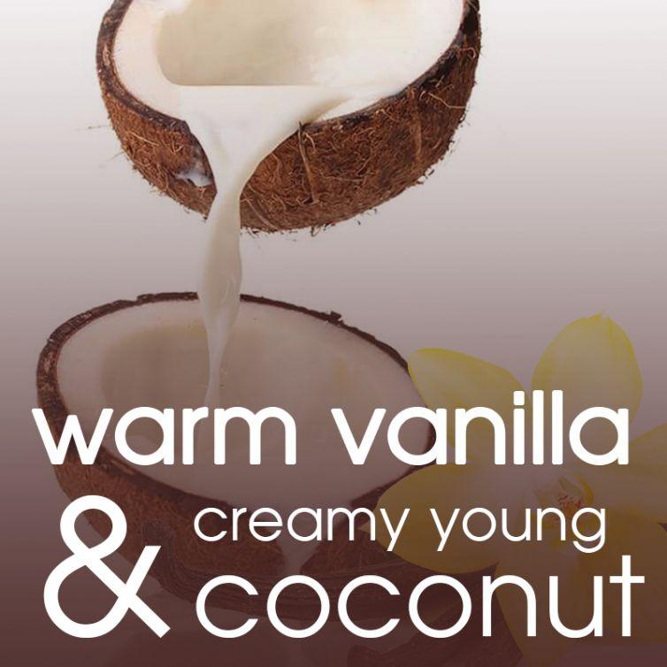 scrub in a TUB 109oz<br>Coconut Vanilla