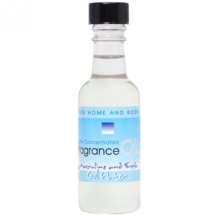 fragrance OIL 50ml<br>Cool Water