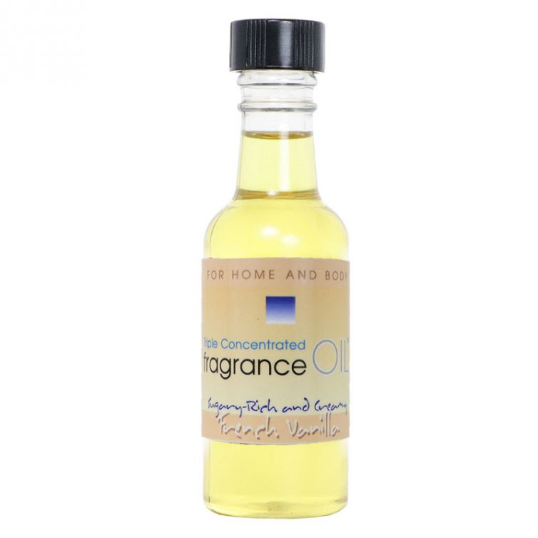 fragrance OIL 50ml<br>French Vanilla