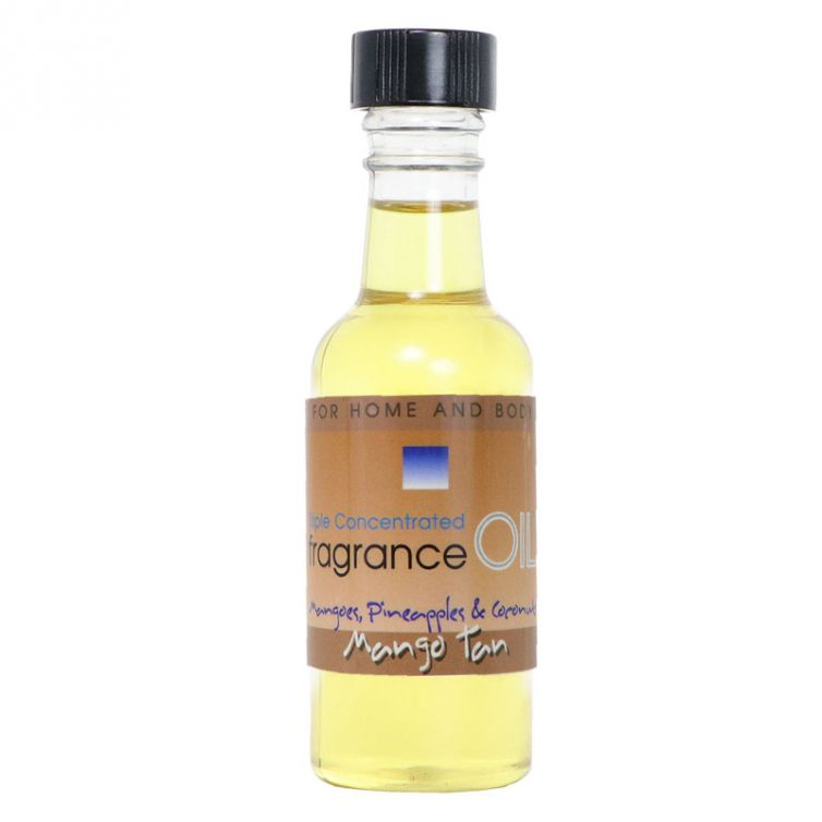 fragrance OIL 50ml<br>Mango Tan