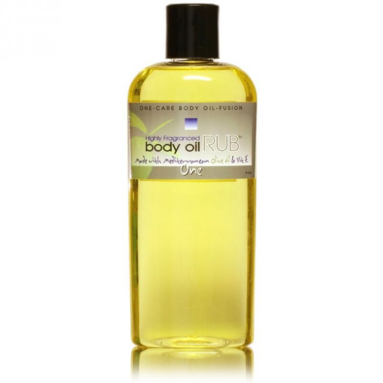 body oil RUB 8oz<br>One