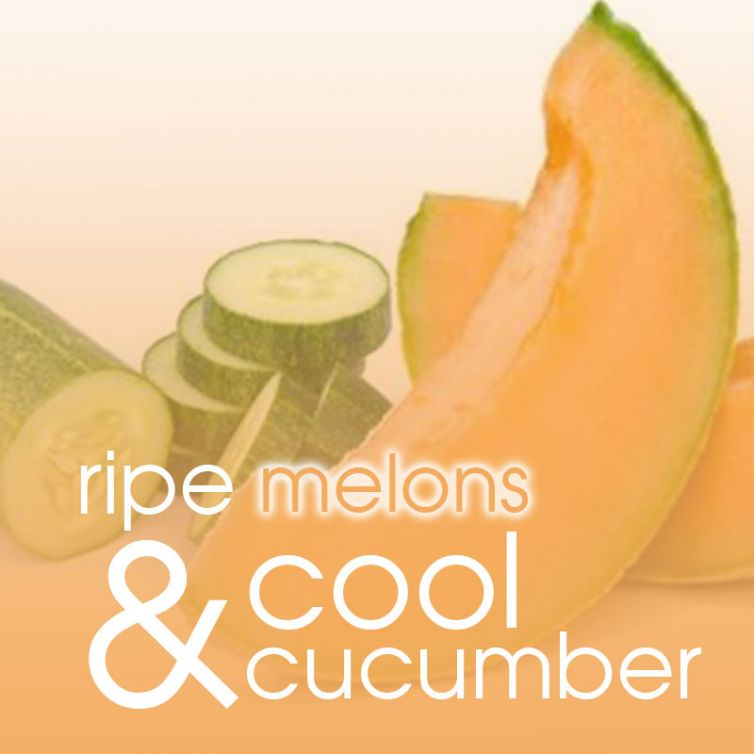 body oil RUB 8oz<br>Summer Melon