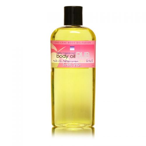 body oil RUB 8oz<br>Sweet Pea
