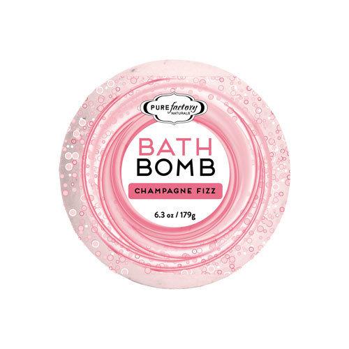 Bath Bomb<br>Champagne Fizz