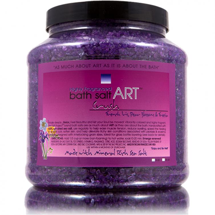 bath salt ART 5LB<br>Crush