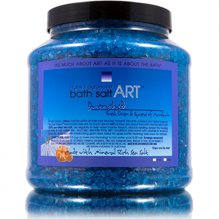 bath salt ART 5LB<br>Drenched
