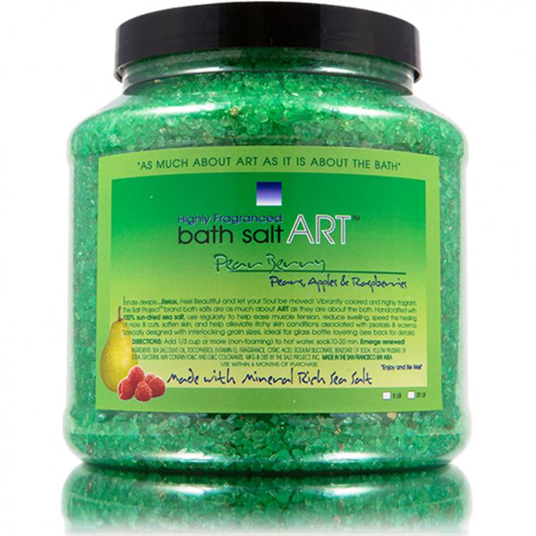bath salt ART 5LB<br>Pear Berry