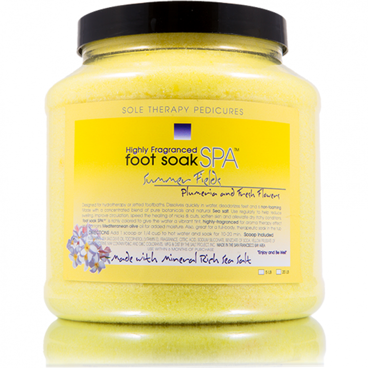 foot soak SPA 5LB<br>Summer Fields