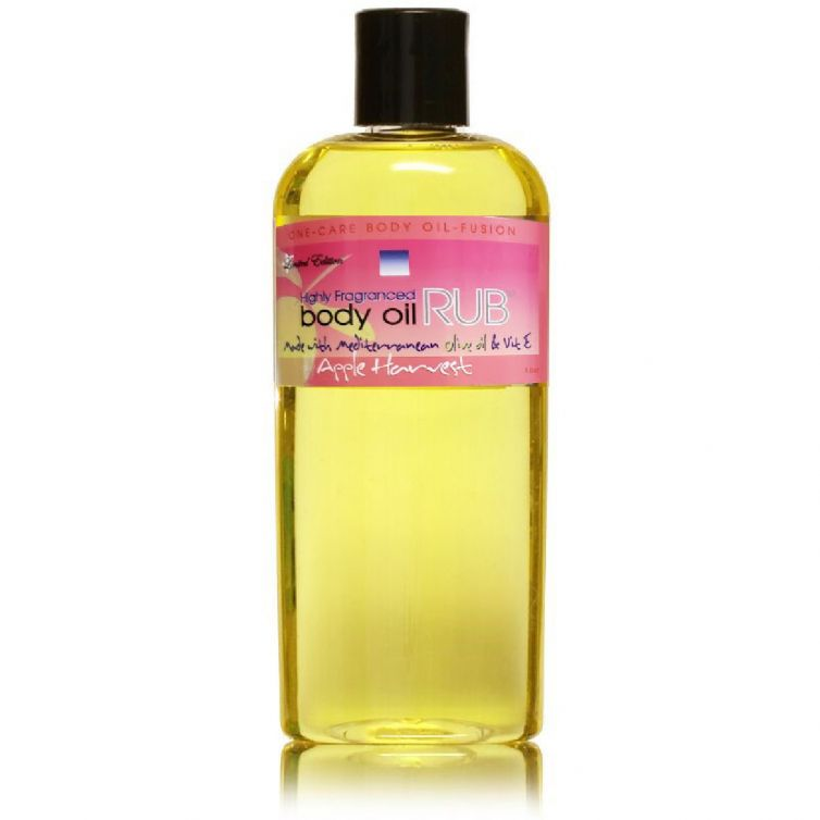 body oil RUB 8oz<br>Apple Harvest<br>Limited Edition